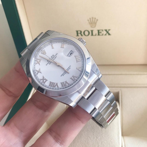 Rolex Datejust 41mm 2019 Completo