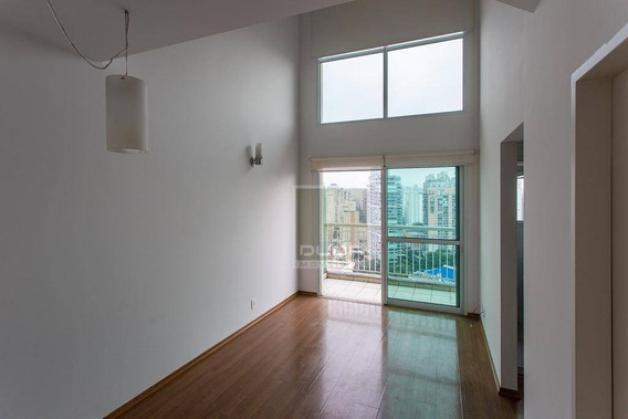 Apartamento Com 1 Dormitório À Venda, 47 M² Por R$ 693.000 - Moema - São Paulo/sp - Ap4922