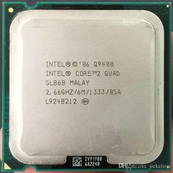 Processador Core 2 Quad Q9400 2,66 Ghz Lga775 Seminovo