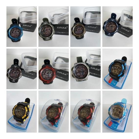 Relógios A Prova D