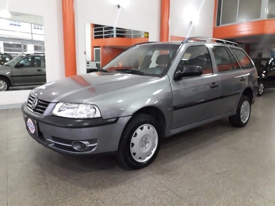 Vw Gol Country 1.6 Confortline C/gnc