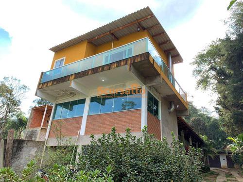 Chácara Com 2 Dorms, Jardim Renata, Itapecerica Da Serra - R$ 430 Mil, Cod: 3967 - V3967