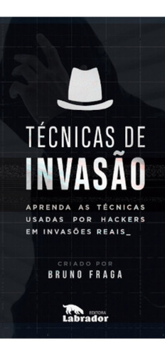 Livro Técnicas De Invasão