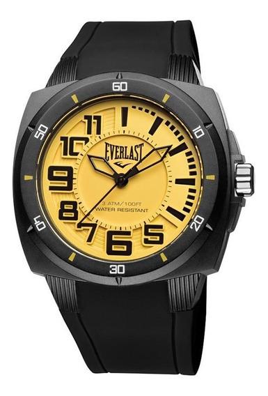 Relógio Everlast Masculino Ref: E677 Analógico Esportivo