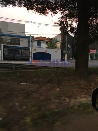 Comercial - Sobrado Na Av. Dos Bandeirantes - Mr71781