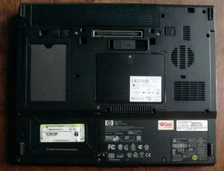 Hp Compaq Nx 6120 Notebooks Disco A Reparar