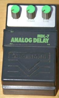 Pedal Analog Delay,3205,aria,nux,boss Dm2,mxr Copy,echo,ehx