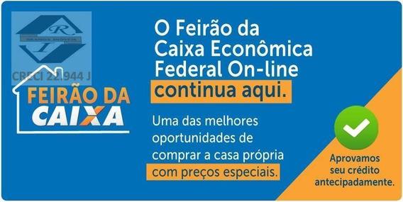 Apartamento Com 2 Dormitórios À Venda, 49 M² Por R$ 74.817,01 - Vila Joinville (vila Xavier) - Araraquara/sp - Ap4220