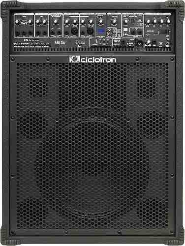 Ciclotron Max Prime D1000 Caixa Amplificada Multiuso De 250w