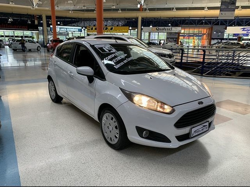 Ford New Fiesta 1.5 S 2015