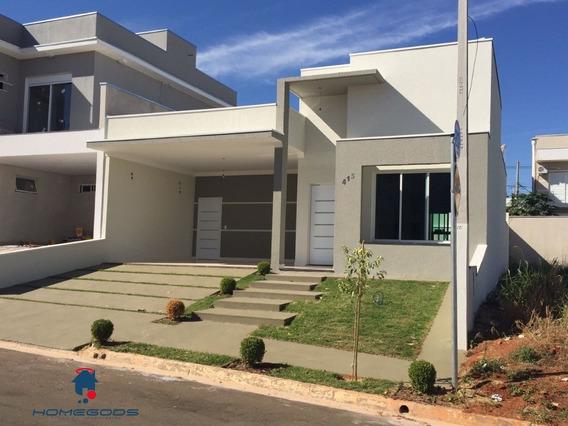 Casa A Venda- Hortolândia - Condominio Golden Park - Ca00275 - 33150572