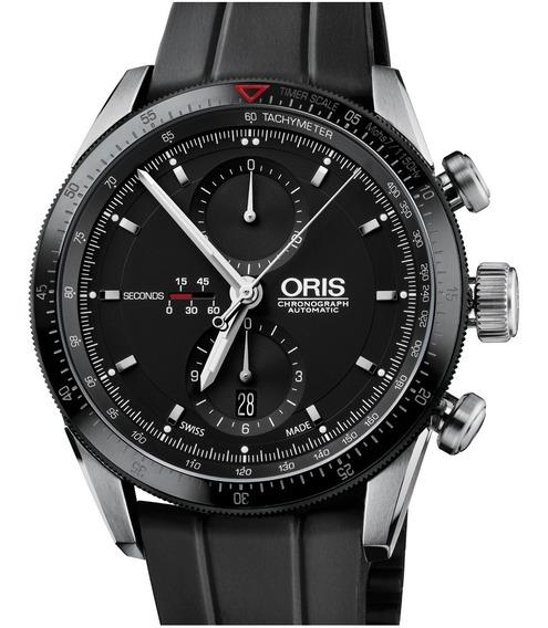 Reloj Oris Artix Gt Chronograph 67476614434 Tienda Oficial