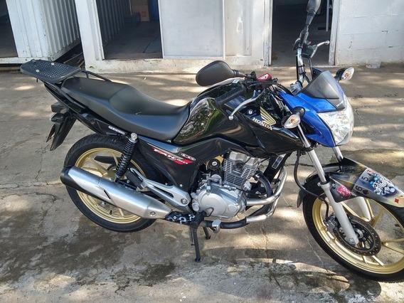 Honda Fan 150 2014 Freio A