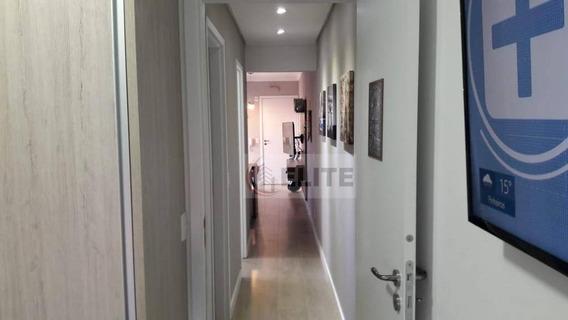 Apartamento Residencial À Venda, Campestre, Santo André. - Ap6659