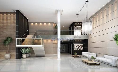 Apartamento À Venda, 124 M² Por R$ 969.900,00 - Gleba Palhano - Londrina/pr - Ap1818
