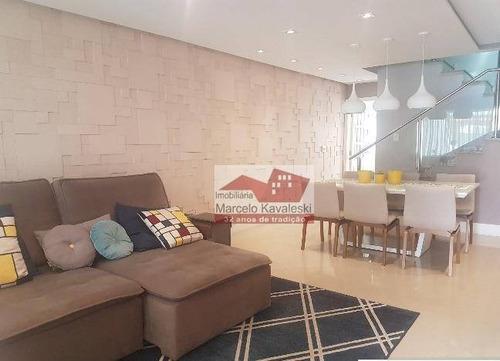 Sobrado Com 3 Dormitórios À Venda, 160 M² Por R$ 895.000,00 - Ipiranga - São Paulo/sp - So3316