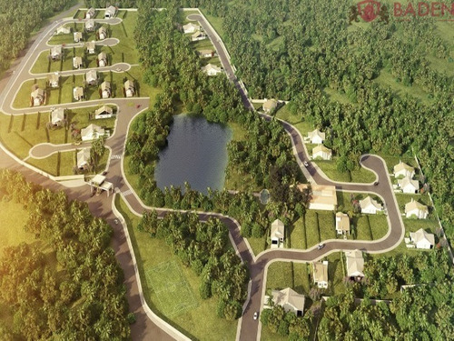 Terreno Em Condomínio Fechado - Te00524