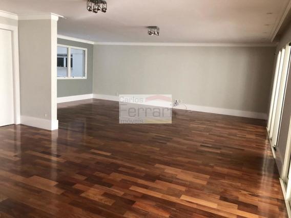 Apartamento Duplex Com Varanda, 4 Suítes, 4 Vagas - Cf21647