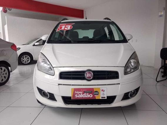 Fiat Idea 1.4 Atrative 2013