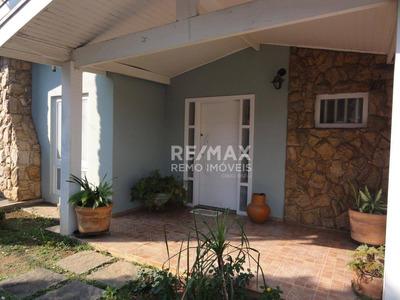 Casa Residencial À Venda, Parque Terranova, Valinhos - Ca6291. - Ca6291