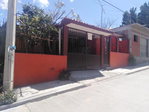 Casa Con Todos Los Servicios En Pueblo Nuevo, Oaxaca