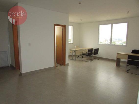 Sala À Venda, 48 M² Por R$ 180.000 - Jardim Palma Travassos - Ribeirão Preto/sp - Sa0205