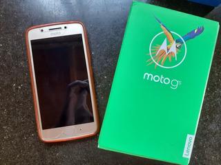 Celular Moto G5 Dorado Usado 16gb