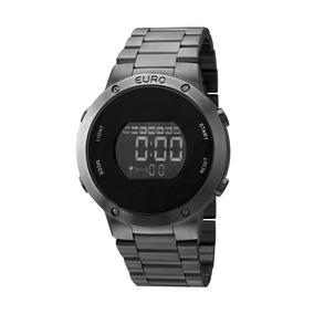 Relógio Unissex Euro Eubj3279ab/4p