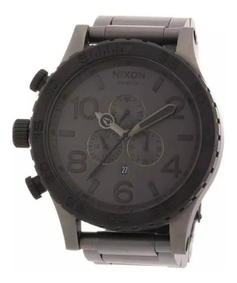 Relógio Gdm9393 Nixon 51-30 Chumbo Lançamento 2019 Com Caixa