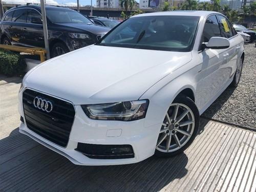 Audi A4 2014 Full Clean Sunroof Camara Piel