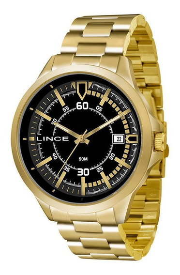 Relógio Masculino Lince Mrg4358s P2kx