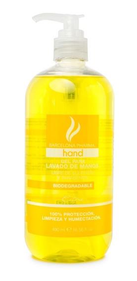 Gel Hand Wash Citrus Barcelona Pharma