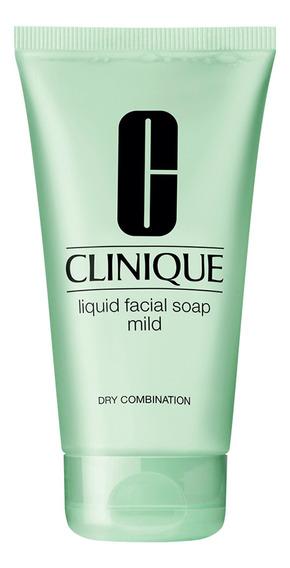 Clinique Liquid Facial Soap Mild-sabonete Líquido 150ml Blz