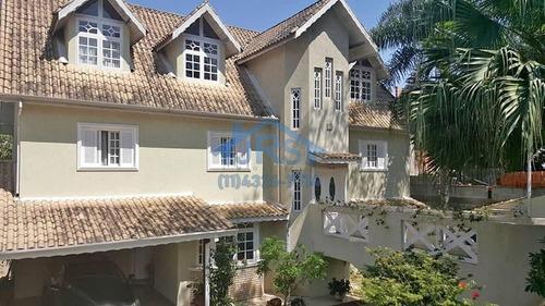 Imagem 1 de 20 de Sobrado Com 5 Dormitórios À Venda Por R$ 1.372.000,00 - São Fernando Residência - Barueri/sp - So0943