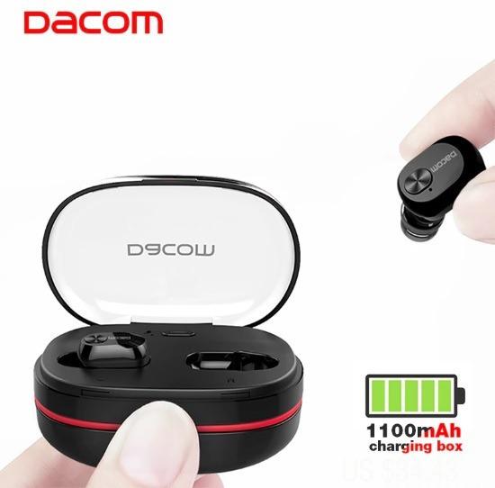 Fone De Ouvido Bluetooth Dacom K6h Pro Tws Lacrado