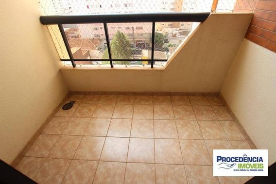 Apartamento Com 3 Dormitórios Para Alugar, 104 M² Por R$ 800,00/mês - Centro - São José Do Rio Preto/sp - Ap5844