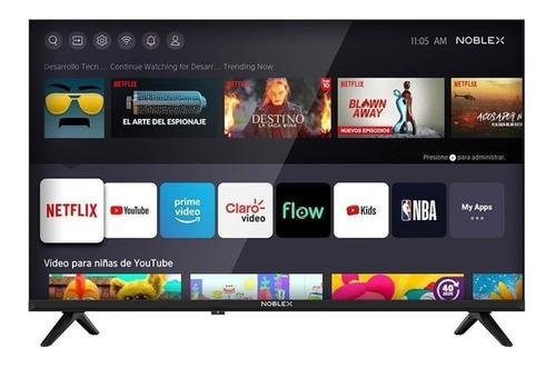 Smart Tv Noblex 43 Dk43x5100 Fhd Hdmi