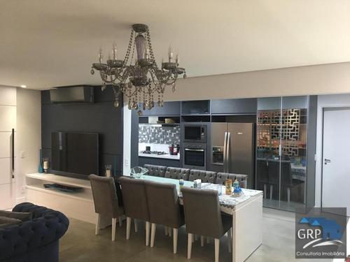 Apartamento Para Venda Em Santo André, Vila Gilda, 3 Dormitórios, 3 Suítes, 4 Banheiros, 3 Vagas - 7505_1-1727498