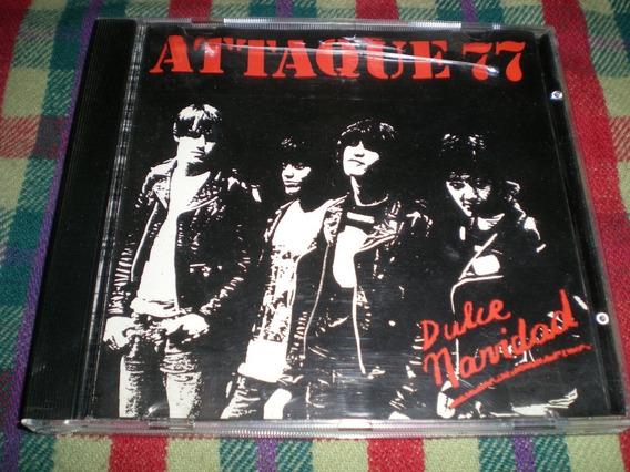 Attaque 77 / Dulce Navidad Sello Dbn C24