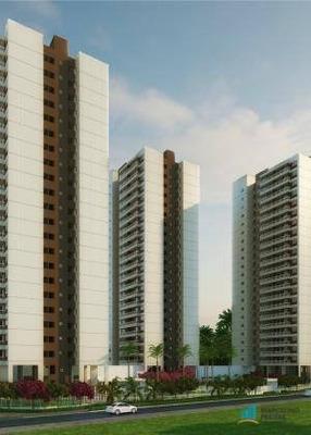 Apartamento Residencial À Venda, Presidente Kennedy, Fortaleza. - Codigo: Ap2145 - Ap2145