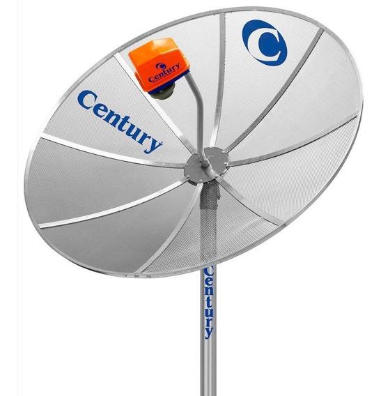 Antena Century 1.70m Multiponto Sem Receptor 17