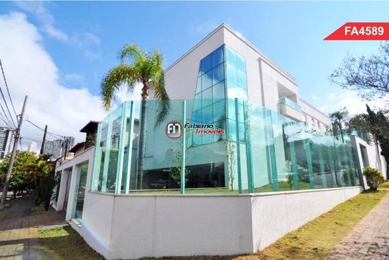 Casa 04 Quartos À Venda, Bairro Belvedere, Belo Horizonte - Mg. - 4589