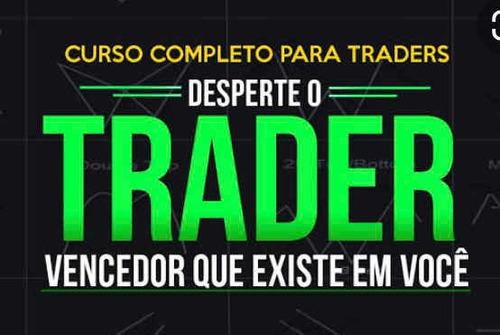 Imagem 1 de 1 de Curso De Trader Em Vídeo