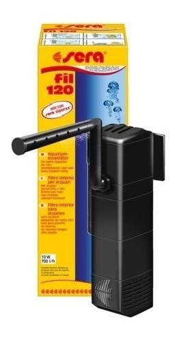 Imagen 1 de 3 de Filtro Interno Sera Fil 120 (700 L/h) Para Acuarios