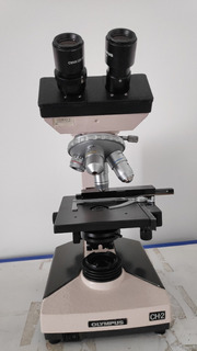 Microscopio Binocular Olympus Ch2