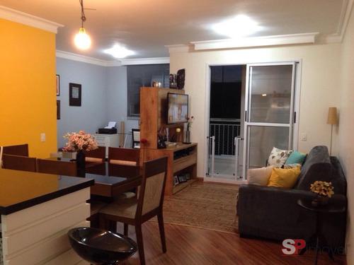Imagem 1 de 12 de Apartamento Para Venda Por R$520.000,00 - Vila Nova Alba, São Paulo / Sp - Bdi19864