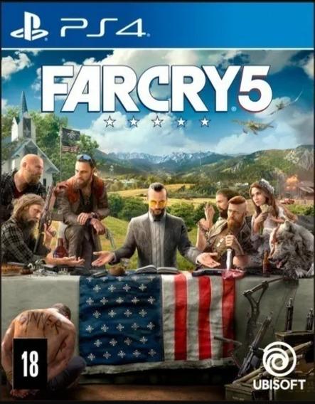 Far Cry 5 Ps4 Original Digital1 - Garantia Vitalicia