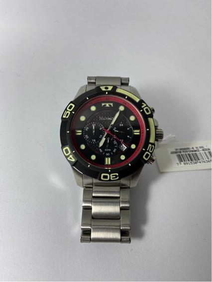 Relógio Masculino Technos Prata Js25bp