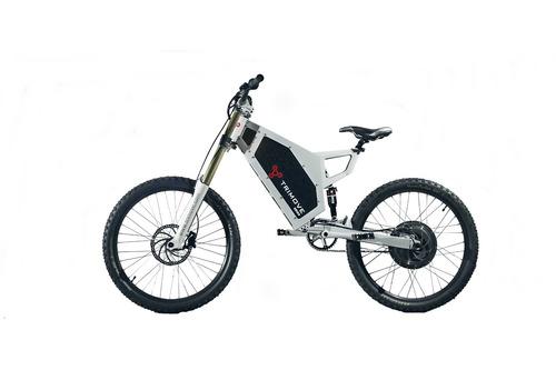 Bicicleta Electrica Trimove Ebike 1000w R 53 Km/h   Unica