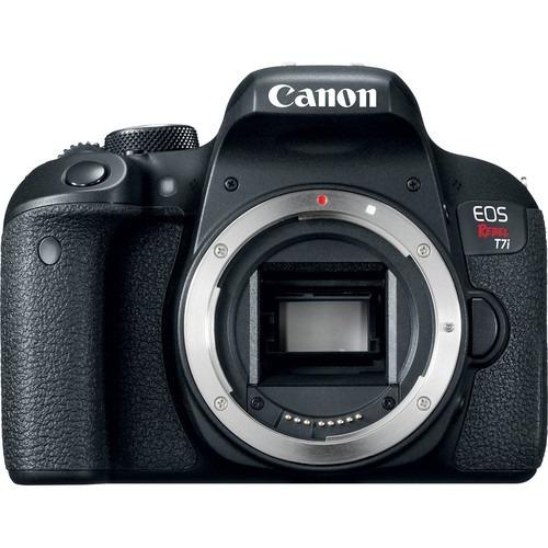 Câmera Canon Eos Rebel T7i Corpo Com 1 Ano De Garantia + Nfe